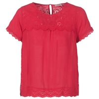 textil Mujer Tops / Blusas Betty London JALILI Rojo