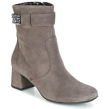 Zapatos Mujer Botines Ara GESPIRINO Gris