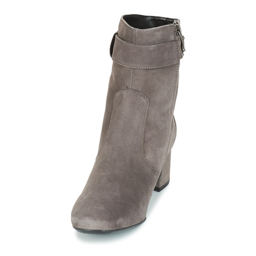 Ara Mujer Botines Gris Gespirino Zapatos WYHEDI29