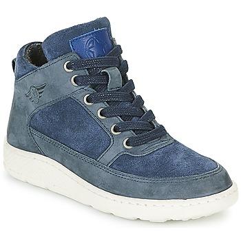 Zapatos Niño Zapatillas altas Bullboxer LAVINO Azul
