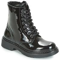 Zapatos Niña Botas de caña baja Bullboxer LANA Negro