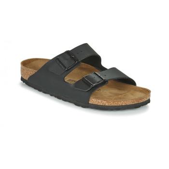 Zapatos Zuecos (Mules) Birkenstock ARIZONA Negro