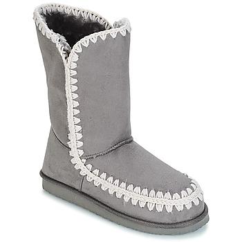 Zapatos Mujer Botas urbanas Les Petites Bombes NATHALIE Gris