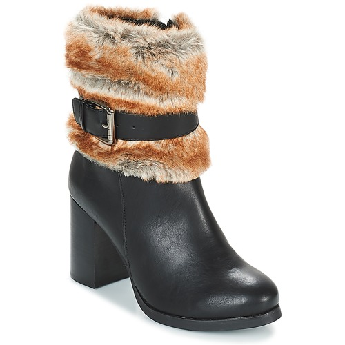 Zapatos Jessy Lpb Botines Negro Mujer Shoes ZuOkTXiP