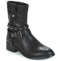 Zapatos Mujer Botas de caña baja LPB Shoes LOUNA Negro