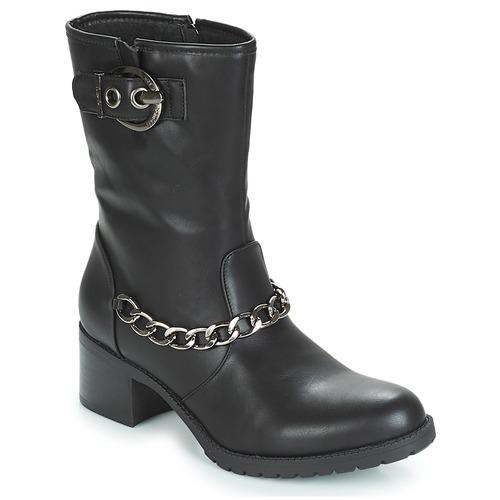 Zapatos casuales salvajes LPB Shoes LOANNE Negro - Envío gratis Nueva promoción - Zapatos Botines Mujer  Negro