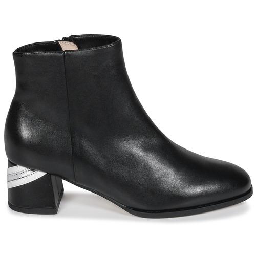 Zapatos Yellow Mellow Eclairi Negro Mujer Botines wONvnm08