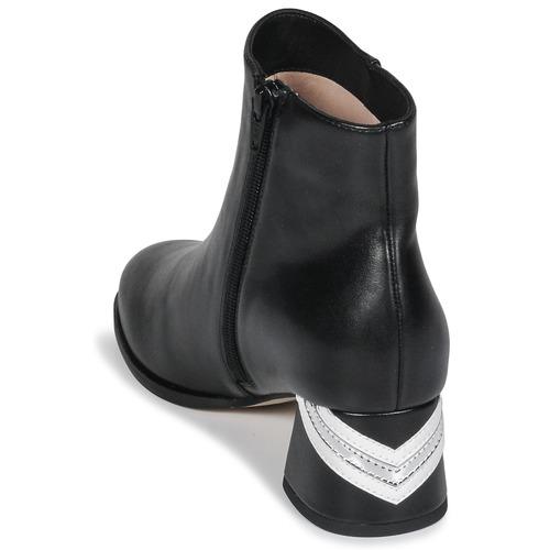 Yellow Eclairi Negro Zapatos Mujer Mellow Botines orBWdCxQe
