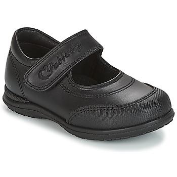 Zapatos Niña Bailarinas-manoletinas Pablosky BEVRIL Negro