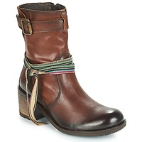 Zapatos Mujer Botines Felmini URRACO Marrón
