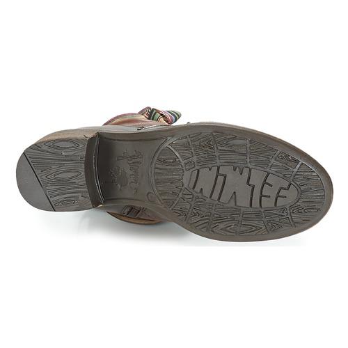 Mujer Zapatos Felmini Urraco Marrón Botines AqLS34Rc5j