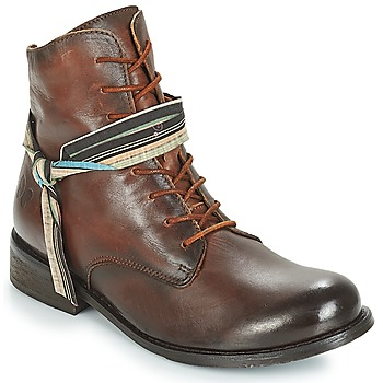 Zapatos Mujer Botas de caña baja Felmini SANTIAGO Marrón