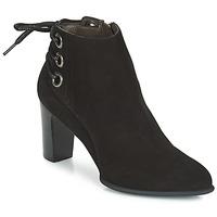 Zapatos Mujer Botines Perlato OERAD Negro