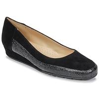 Zapatos Mujer Bailarinas-manoletinas Perlato TRASA Ferrer / Negro