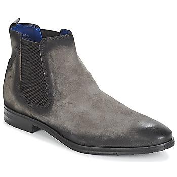 Zapatos Hombre Botas de caña baja Daniel Hechter ZAFILO Gris