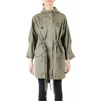 textil Mujer Cortaviento My Twin By Twin Set CABAN Verde
