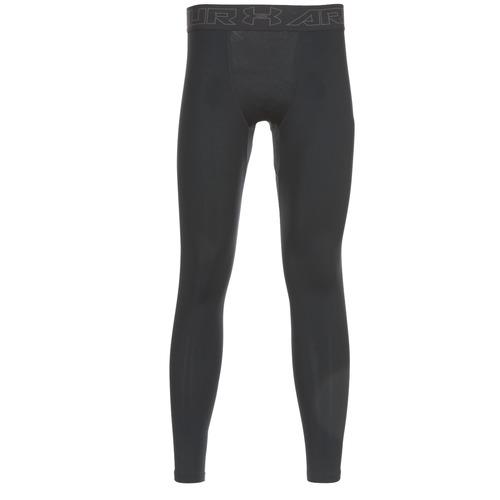 Under Armour COLDGEAR LEGGING Negro - Envío gratis | ! - textil leggings Hombre