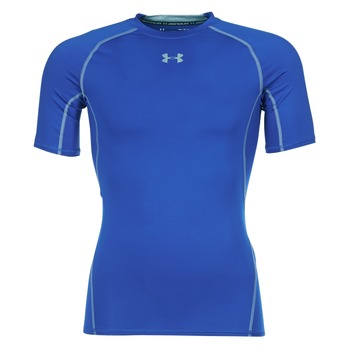 textil Hombre camisetas manga corta Under Armour UA HG ARMOUR SS COMPRESSION Azul