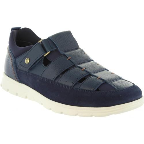 Zapatos especiales para hombres y mujeres Panama Jack DONOVAN C2 Azul