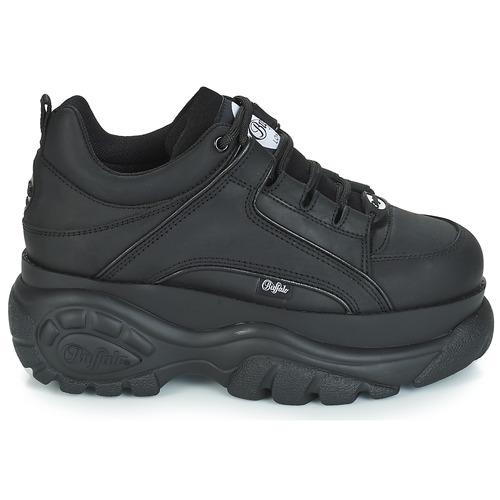 Buffalo Bajas Zapatos Mujer Zapatillas Noumera Negro wPXZiuOkT