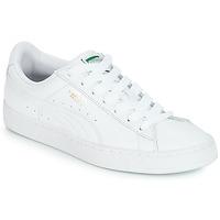 Zapatos Zapatillas bajas Puma BASKET CLASSIC LFS.WHT Blanco