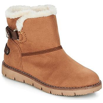 Zapatos Mujer Botas de caña baja Tom Tailor SIDYA Camel