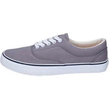 Zapatos Hombre Deportivas Moda Lumberjack sneakers gris textil BY43 gris