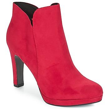 Zapatos Mujer Botines Tamaris LYCORIS Burdeo
