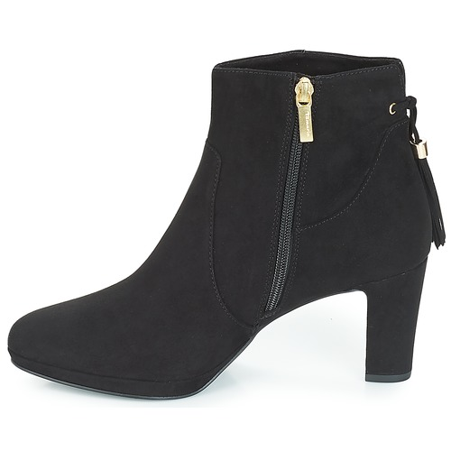 Botines Mujer Zapatos Tamaris Maura Negro VpLqUMGzS