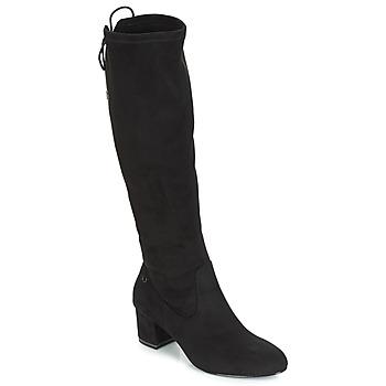 Zapatos Mujer Botas a la rodilla Tamaris PEDAS Negro