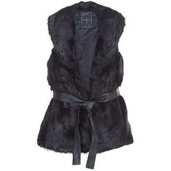 textil Mujer Chaquetas / Americana Kaporal CLINT Negro