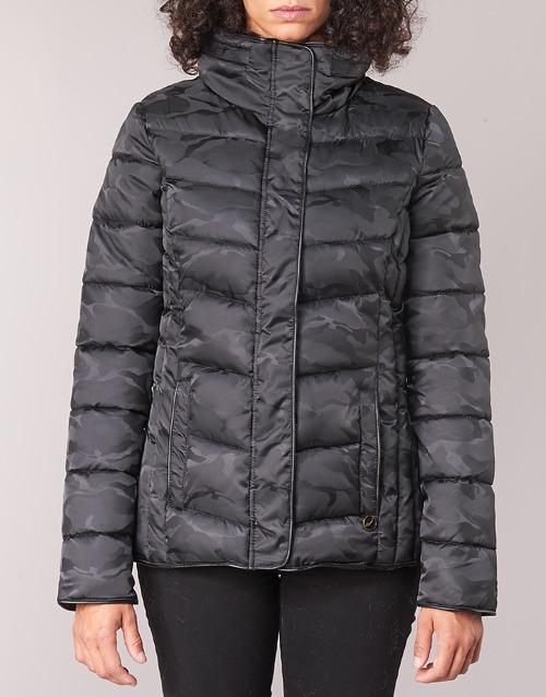 Kaporal Plumas Negro Textil Mujer Glit hrsdCQt