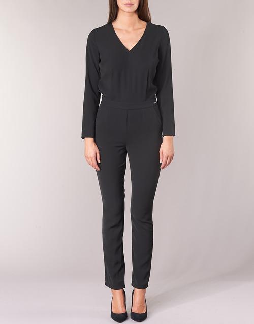 Mujer MonosPetos Kaporal Textil Negro Gwada ZwPXkON8n0