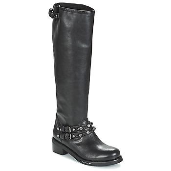 Zapatos Mujer Botas urbanas Mimmu MELVYN Negro