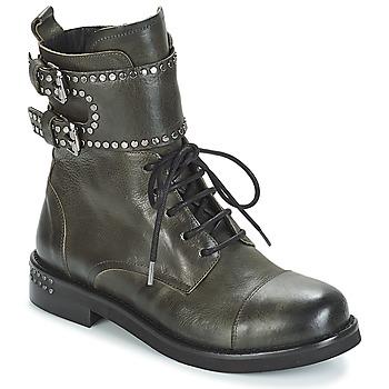 Zapatos Mujer Botas de caña baja Mimmu MICHEE Kaki