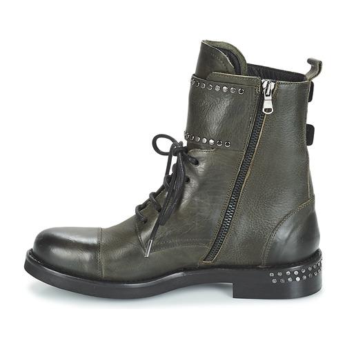 De Caña Kaki Botas Baja Zapatos Mujer Mimmu Michee sCxtQBhrd