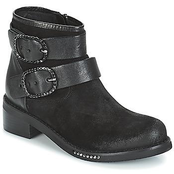 Zapatos Mujer Botas de caña baja Mimmu MYLANN Negro