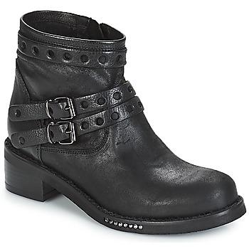 Zapatos Mujer Botas de caña baja Mimmu MAIRON Negro