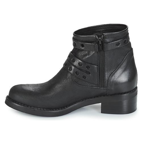 Caña Mujer Botas De Mairon Negro Zapatos Mimmu Baja qSUzVGMp