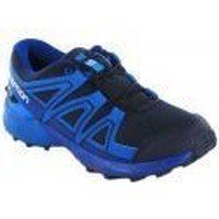 Zapatos Niños Running / trail Salomon Speedcross CSWP J azul