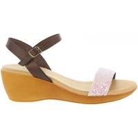 Zapatos Mujer Sandalias Cumbia 31009 Rosa