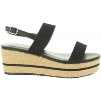 Zapatos Mujer Sandalias Chika 10 DONA 01 Negro