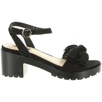 Zapatos Mujer Sandalias Chika 10 FIONA 01 Negro