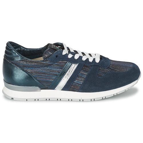 Azul Mujer Angeles Zapatillas Zapatos Bajas Serafini Los EH2D9IW