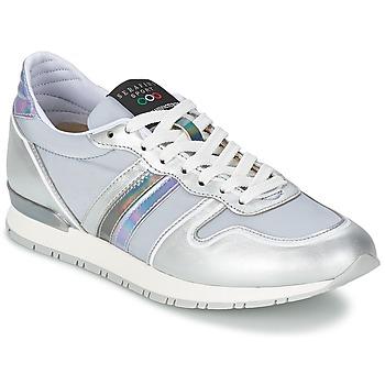 Zapatos Mujer Zapatillas bajas Serafini LOS ANGELES Silver / Gris