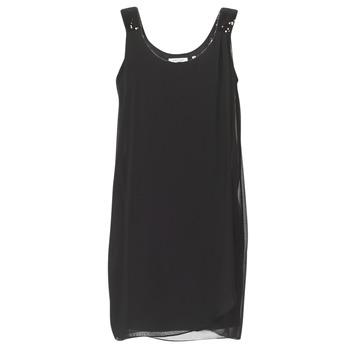 textil Mujer vestidos cortos Naf Naf KLOE Negro