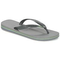 Zapatos Chanclas Havaianas BRASIL Gris