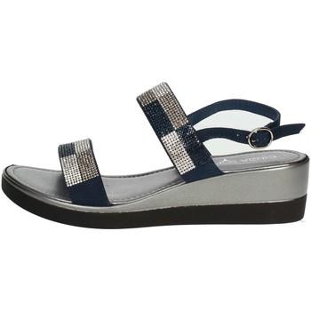 Zapatos Mujer Sandalias Cinzia Soft IAD19540002 Sandalias Mujer Azul Azul