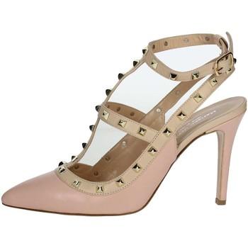 Zapatos Mujer Sandalias Mariano Ventre VAL01 Zapatos Con Tacones Mujer Rosa Rosa