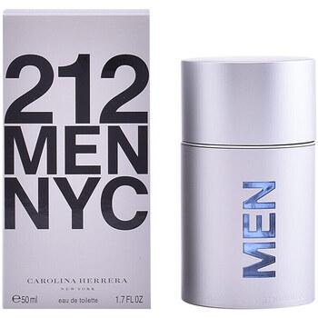 Belleza Hombre Agua de Colonia Carolina Herrera 212 Nyc Men Eau De Toilette Vaporizador  50 ml